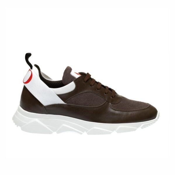ART G8RN01U35 - Sneakers in suede e tessuto