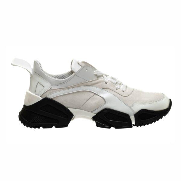 ART G8RU01N28 - Sneakers in pelle e tessuto