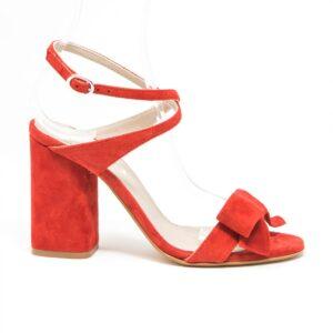 Sandalo con cinturino doppio | Tacco 9,5 cm | Passion