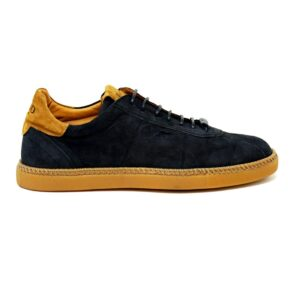 Sneakers Notte Tabacco in vitello