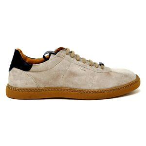 Sneakers in vitello Corda - Blu