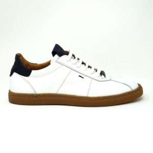Sneakers Bianco in vitello